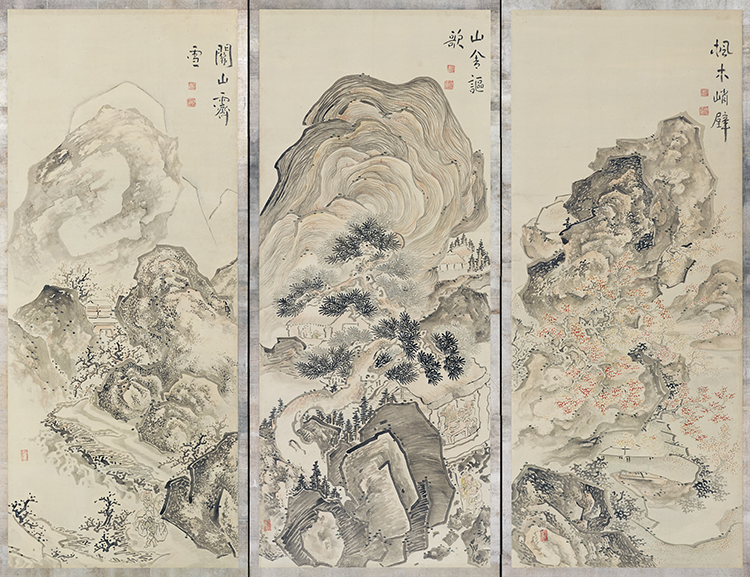 The Refinement of Edo Paintings — Fascinations of the Eighteenth Century